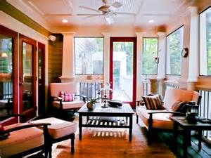 Small screen porch decorating ideas new home designs choosing