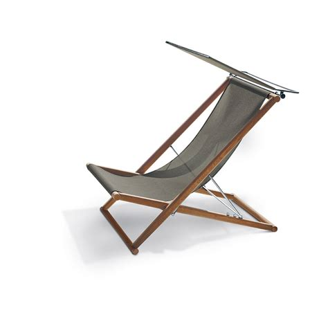 Orson Chair by Outdoor Chairs Deck Chair Orson By Roda