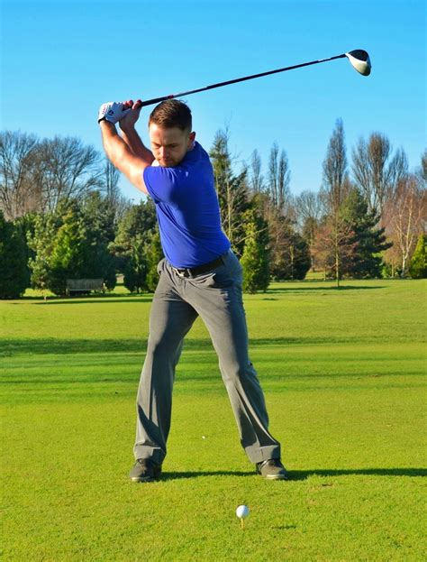 front foot golf swing drive for show james irons golf