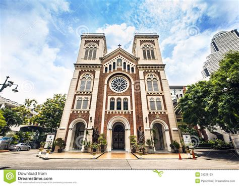 Lovely Assumption Catholic Church #1: Church-asia-assumption-cathedral-bangkok-thailand-tourist-attraction-principal-roman-catholic-main-33228133.jpg