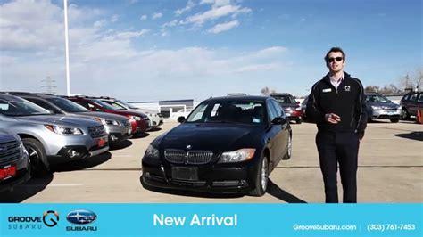 Groove Subaru Denver by New Arrival For Sale 2006 Bmw 330xi Stk 6u38888a Groove