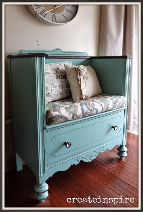 dresser turned into a bench 20 upcycled furniture ideas breathing new life into an