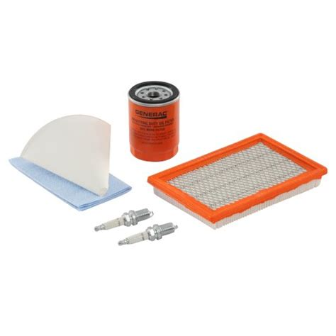 generac 6484 scheduled maintenance kit for home standby