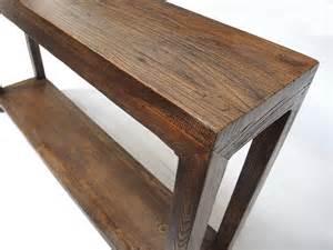 slimline sofa table slim sofa back console table with shelf