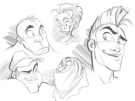 tutorial menggambar tengkorak menggambar bentuk ekspresi wajah kartun tutorial dan