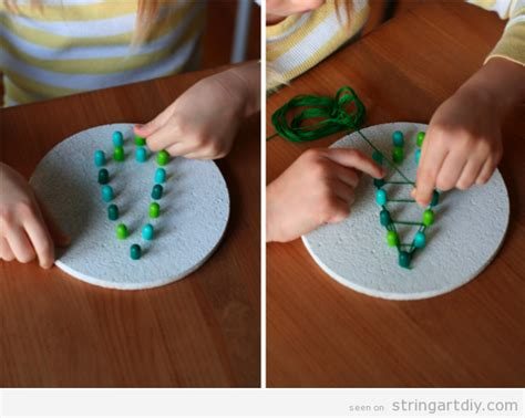 String For Children - simple string diy learn to make your own string