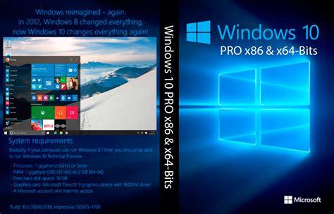License Windows 10 Pro 32 64bit 2 User Original 100 Limited windows 7 64bit home