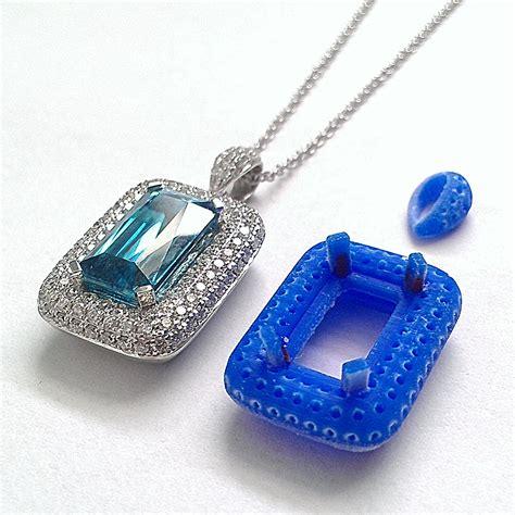 3d printer jewelry 3d printed jewelry quality gem