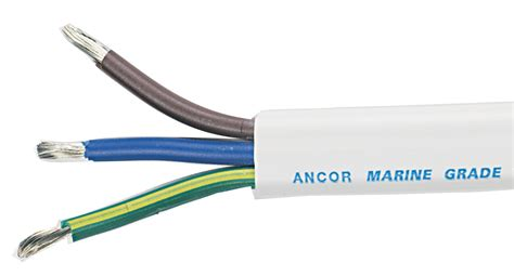 3 wire power cord color code repair wiring scheme