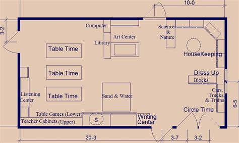 classroom floor plan for preschool preschool once again preschool classroom layout