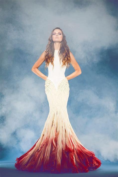 non white wedding dresses 20 stunning non white wedding dresses for the bold and daring wedding dress fall collection