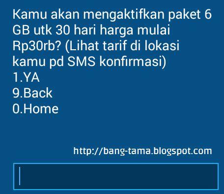trik paket murah trik paket data murah telkomsel 6 gb cuma 30 ribu sajengames