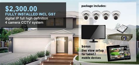 cctv home cctv security installers in sydney serious