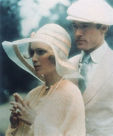 the great gatsby 1974 trailer robert redford mia fashion focus jazz age inspired fashion for spring summer