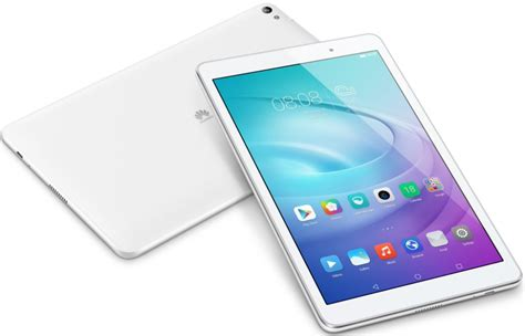 Tablet Android Huawei huawei mediapad t2 is a new entry level tablet with 10 inch screen coming at mwc 2016 tablet news