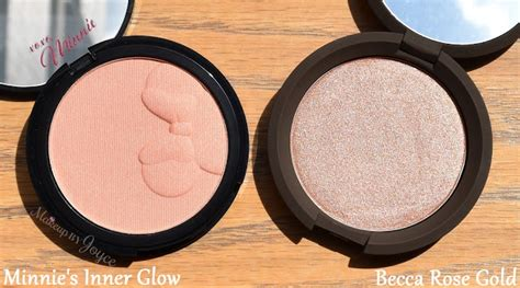 Highlighter Sephora makeupbyjoyce swatches review becca shimmering