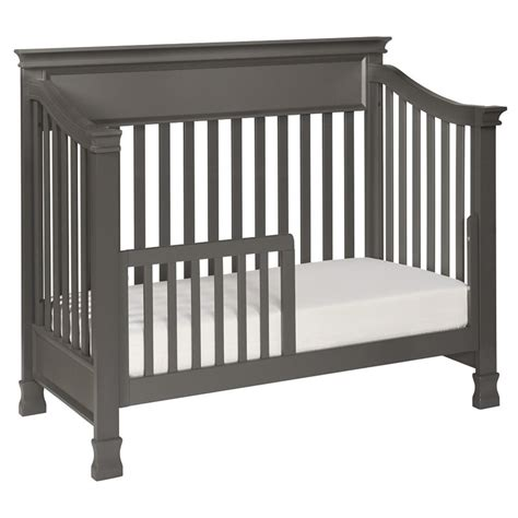 Million Dollar Baby Classic Foothill Convertible Crib Million Dollar Baby Classic Foothill 4 In 1 Convertible Crib In Gray M3901mg