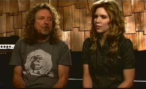 Robert Plant And Alison Krauss Celebrate Launch Of New Album by Robert Plant Reunites With Alison Krauss For The Light Of