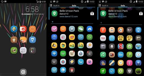 best android icon pack 15 best free icon packs for android the android soul