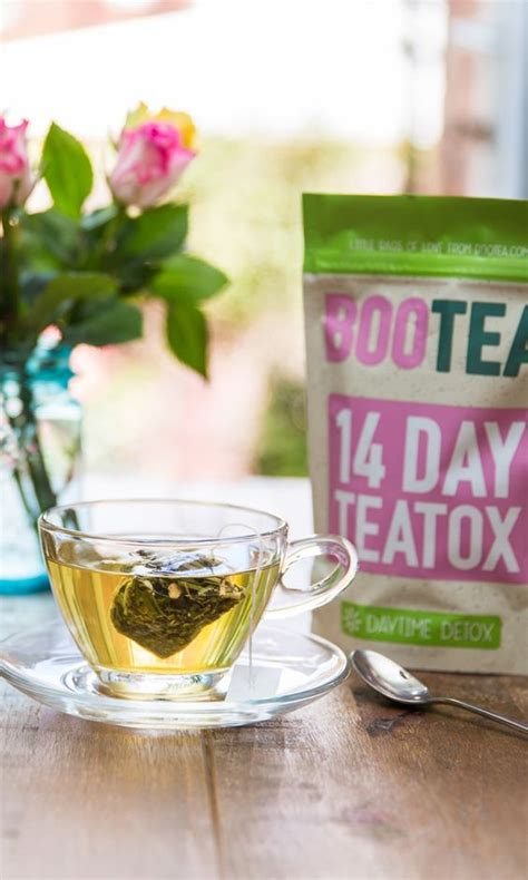 Bootea 14 Day Detox Weight Loss by 14 Day Teatox Detox