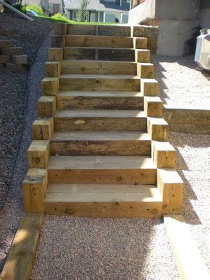 build steps  timbers google search