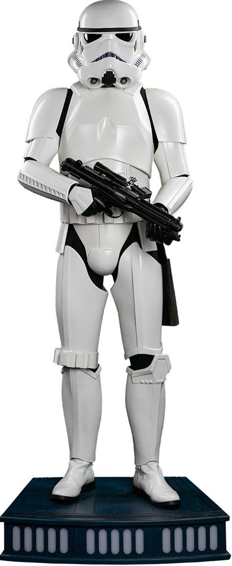 Figure Trooper Wars wars stormtrooper size figure by sideshow