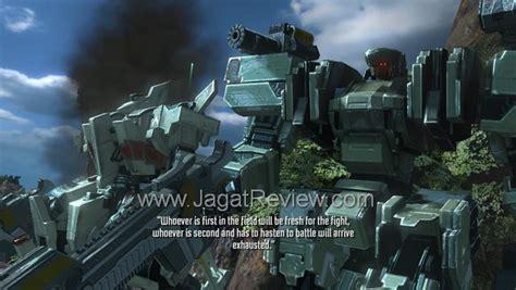 film robot yang keren front mission evolved aksi robot yang keren jagat review