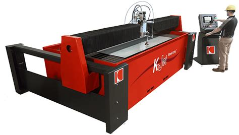 water jet cnc table koike aronson ransome supplies advanced cutting machines