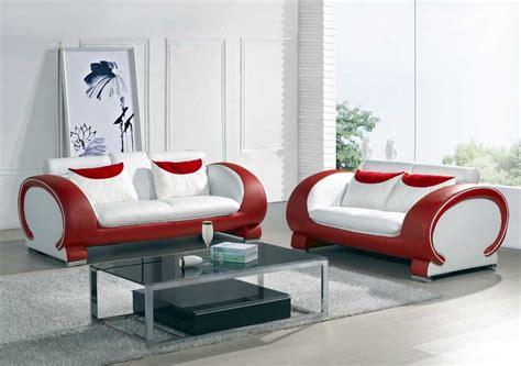 Sofa Minimalis Warna Putih meja kursi sofa hitam putih ruang tamu keren minimalis