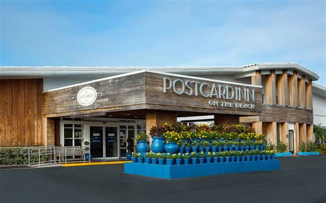 Postcard Inn On The Hotel In St Pete