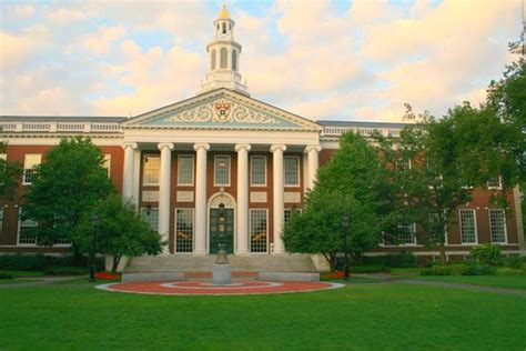 Cost Of Mba Harvard by Top 10 Best Business Schools In The World Top Popular
