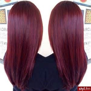 reddish burgundy hair color the world s catalog of ideas
