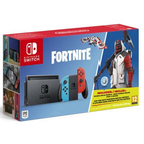 nintendo switch fortnite sat elite video games paris