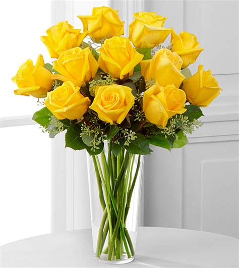 fiori di co bouquet yellow bouquet flower co