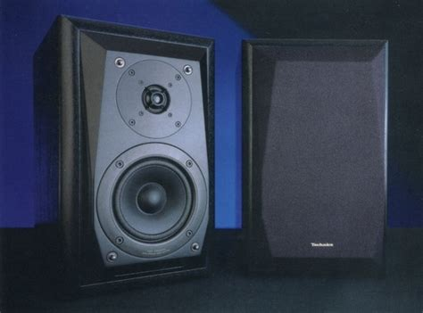 technics sb m300 bookshelf speakers review and test