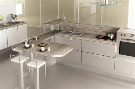 bar plan de travail cuisine am駻icaine table de cuisine avec tabouret maison design bahbe com