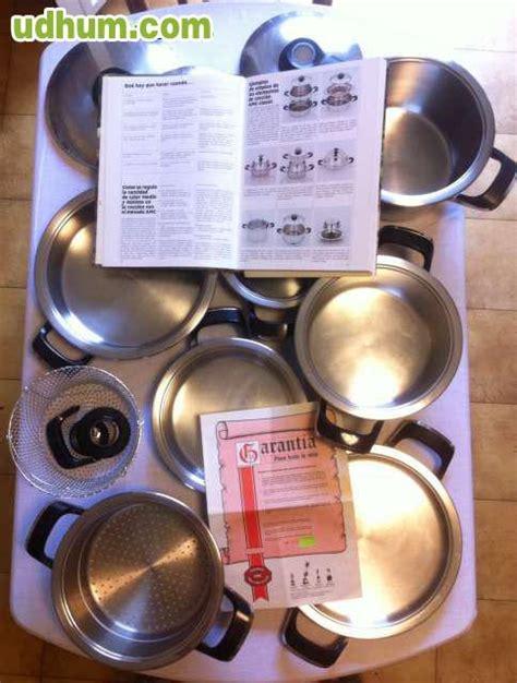 bateria de cocina amc bater 205 a de cocina amc garant 205 a por vida