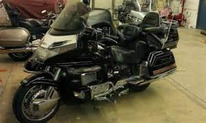 1993 goldwing with california sidecar