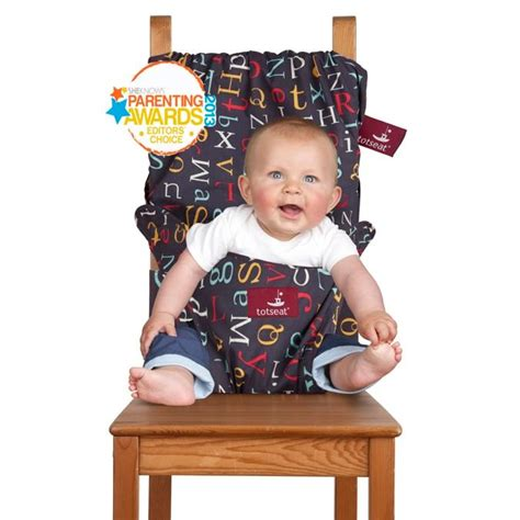 Baby Travel High Chair by The Washable And Squashable Travel High Chair