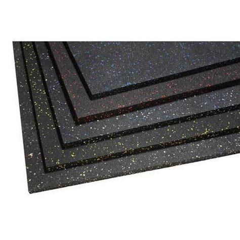 gym floor rubber mat  rs  square feet rubber floor