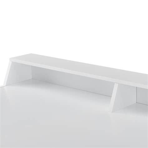 scrivania faggio en casa 174 scrivania retro faggio bianco tavolo per