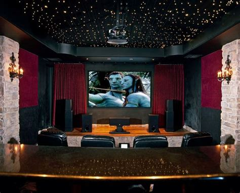design  plan  home theater room