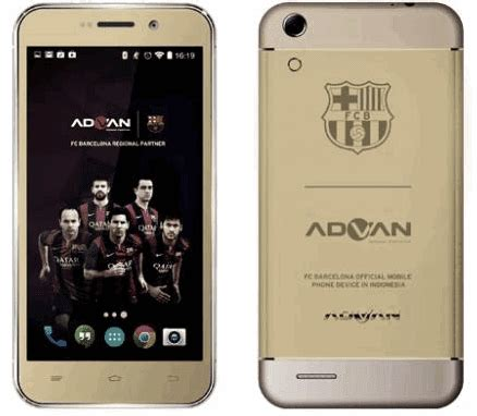 Advan Android duo android quot barcelona quot is now available busa base