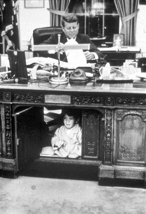 jfk oval office presidential kids in the white house popsugar moms