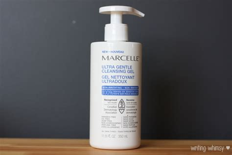 Ultra Cleanse Detox Shoo Testimonials by Marcelle Ultra Gentle Cleansing Gel Reviews In Wash