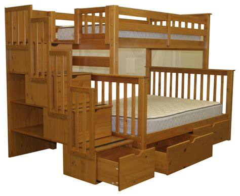 cing bunk beds bedz king bunk beds stairway honey and 2
