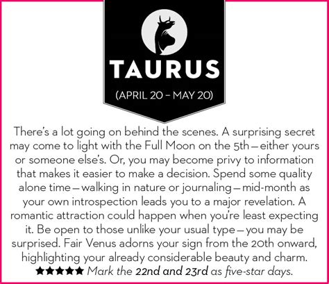 taurus love horoscope 2015