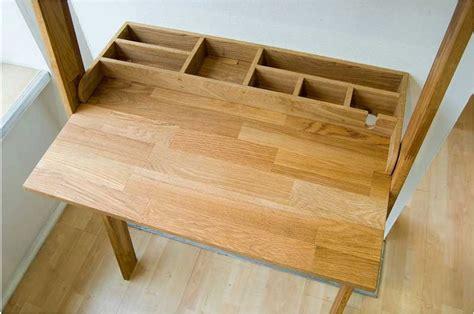 Futon Company Desk by Lean To Desk