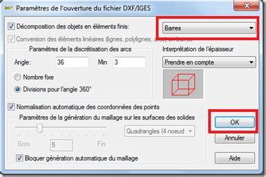 format de fichier dxf dwg non supporté robot structural analysis la gestion des formats dxf et