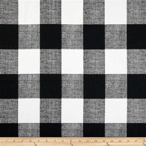 daviva plain and pattern fabric 2 prices pricecheck premier prints anderson check black white discount